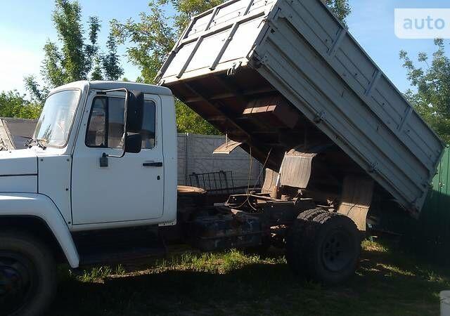 ГАЗ 3307, объемом двигателя 4.25 л и пробегом 49 тыс. км за 5600 $, фото 1 на Automoto.ua