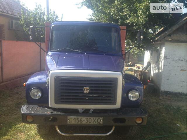 Синій ГАЗ 3307, об'ємом двигуна 4.02 л та пробігом 1 тис. км за 5700 $, фото 1 на Automoto.ua