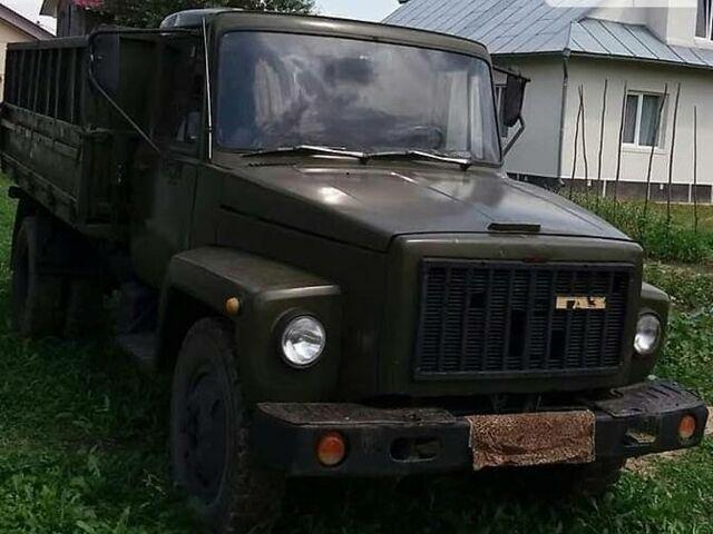 Зеленый ГАЗ 3307, объемом двигателя 4.3 л и пробегом 7 тыс. км за 2600 $, фото 1 на Automoto.ua