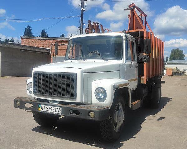 Белый ГАЗ 3309, объемом двигателя 4.8 л и пробегом 125 тыс. км за 11198 $, фото 1 на Automoto.ua
