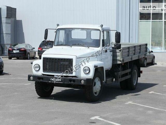 Белый ГАЗ 3309, объемом двигателя 4.4 л и пробегом 1 тыс. км за 29183 $, фото 1 на Automoto.ua