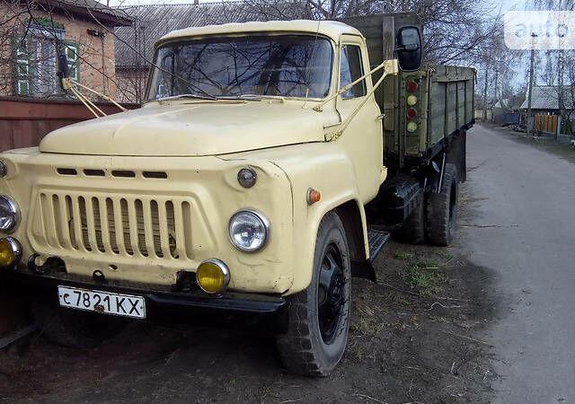 ГАЗ 52, об'ємом двигуна 0 л та пробігом 1 тис. км за 1000 $, фото 1 на Automoto.ua