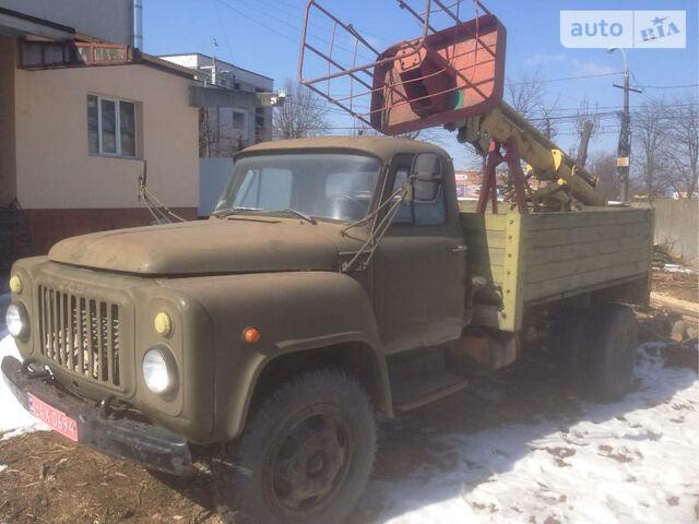 Зеленый ГАЗ 52, объемом двигателя 0 л и пробегом 60 тыс. км за 1600 $, фото 1 на Automoto.ua