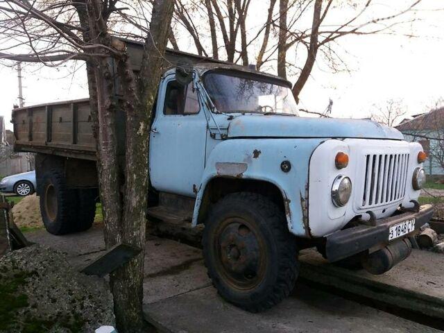 Синий ГАЗ 53 груз., объемом двигателя 4.6 л и пробегом 45 тыс. км за 2500 $, фото 1 на Automoto.ua