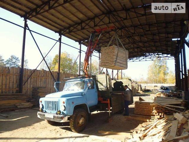 Синий ГАЗ 53 груз., объемом двигателя 4.75 л и пробегом 1 тыс. км за 5500 $, фото 1 на Automoto.ua
