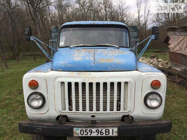 Синий ГАЗ 5312, объемом двигателя 0 л и пробегом 86 тыс. км за 2000 $, фото 1 на Automoto.ua