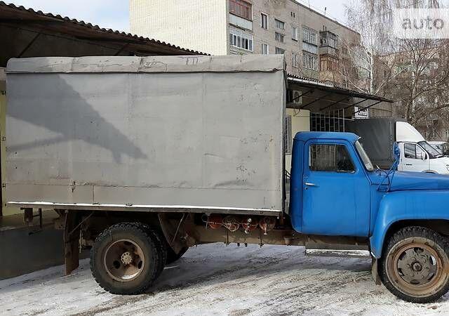 Синій ГАЗ 5327, об'ємом двигуна 4.25 л та пробігом 100 тис. км за 1500 $, фото 1 на Automoto.ua