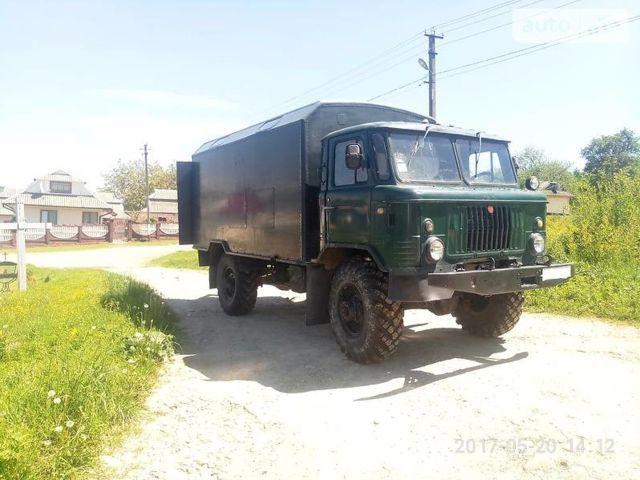 ГАЗ 66, объемом двигателя 0 л и пробегом 22 тыс. км за 2975 $, фото 1 на Automoto.ua