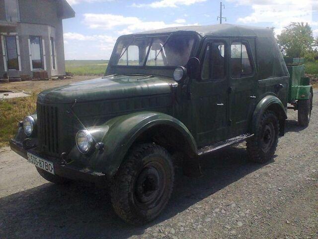 ГАЗ 69, объемом двигателя 1.13 л и пробегом 1 тыс. км за 950 $, фото 1 на Automoto.ua