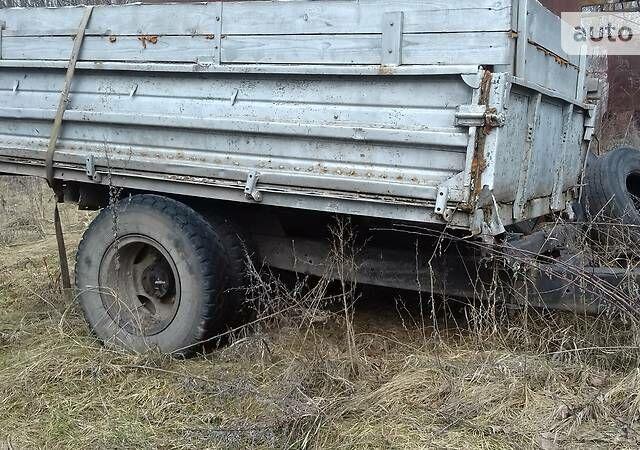 Серый ГАЗ 704, объемом двигателя 0 л и пробегом 1 тыс. км за 570 $, фото 1 на Automoto.ua