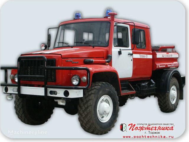 ГАЗ АЦ 1,6-40, объемом двигателя 0 л и пробегом 1 тыс. км за 0 $, фото 1 на Automoto.ua