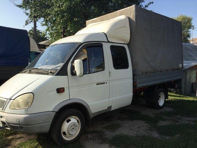 Белый ГАЗ Другая, объемом двигателя 2.4 л и пробегом 160 тыс. км за 4400 $, фото 1 на Automoto.ua