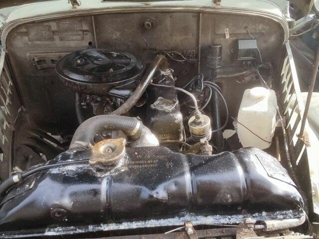 Зеленый ГАЗ Другая, объемом двигателя 2.4 л и пробегом 50 тыс. км за 2300 $, фото 1 на Automoto.ua
