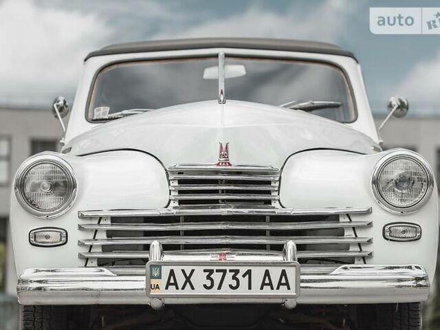 Білий ГАЗ М 20, об'ємом двигуна 2.1 л та пробігом 10 тис. км за 15000 $, фото 1 на Automoto.ua