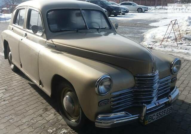 Сірий ГАЗ М 20, об'ємом двигуна 2.1 л та пробігом 79 тис. км за 4999 $, фото 1 на Automoto.ua