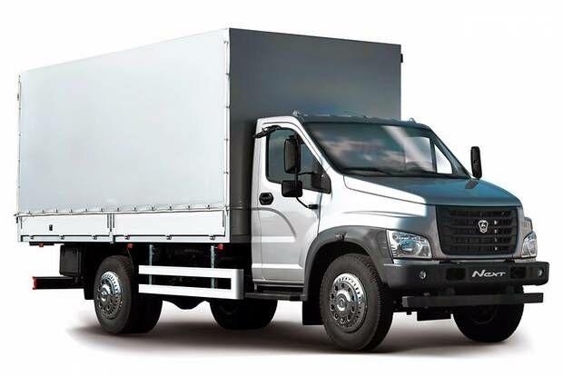 ГАЗ Next, объемом двигателя 4.43 л и пробегом 1 тыс. км за 34069 $, фото 1 на Automoto.ua