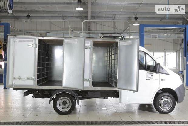 ГАЗ Next, объемом двигателя 2.8 л и пробегом 1 тыс. км за 26700 $, фото 1 на Automoto.ua