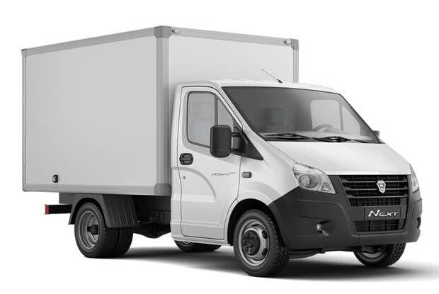 ГАЗ Next, объемом двигателя 2.8 л и пробегом 1 тыс. км за 26970 $, фото 1 на Automoto.ua