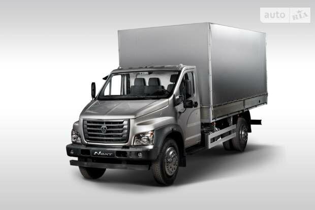 ГАЗ Next, объемом двигателя 4.43 л и пробегом 1 тыс. км за 38220 $, фото 1 на Automoto.ua