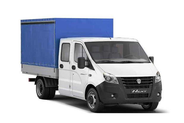 ГАЗ Next, объемом двигателя 2.69 л и пробегом 1 тыс. км за 21564 $, фото 1 на Automoto.ua