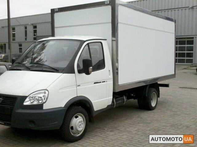Білий ГАЗ Промтоварний фургон, об'ємом двигуна 4.43 л та пробігом 0 тис. км за 34687 $, фото 1 на Automoto.ua