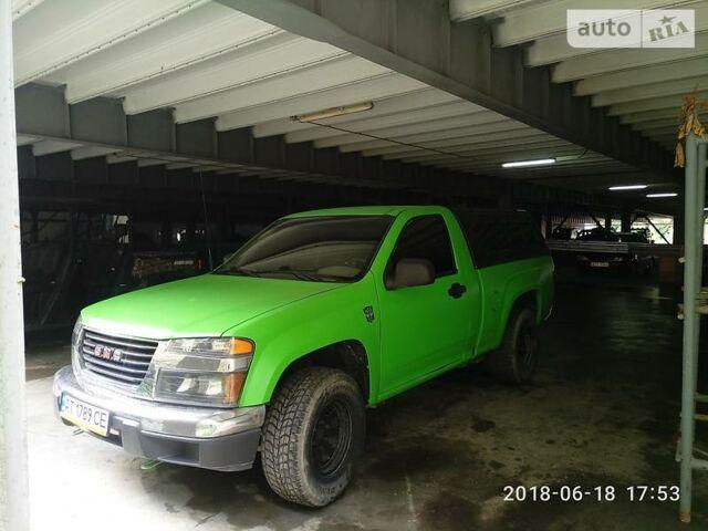 Зеленый ДжиЭмСи Канйон, объемом двигателя 2.9 л и пробегом 120 тыс. км за 9200 $, фото 1 на Automoto.ua