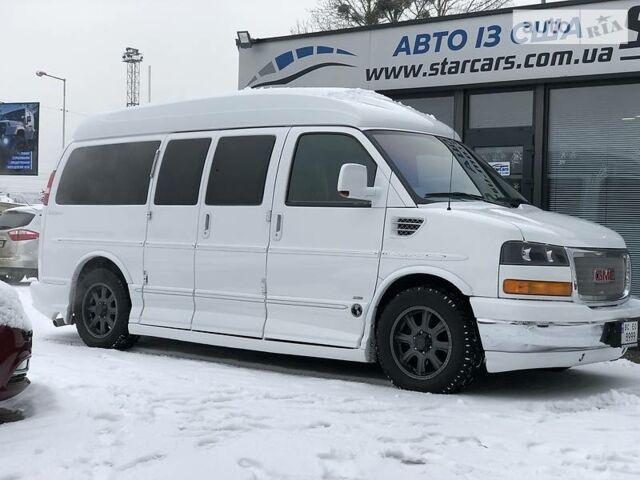 Белый ДжиЭмСи Савана, объемом двигателя 5.3 л и пробегом 65 тыс. км за 41300 $, фото 1 на Automoto.ua