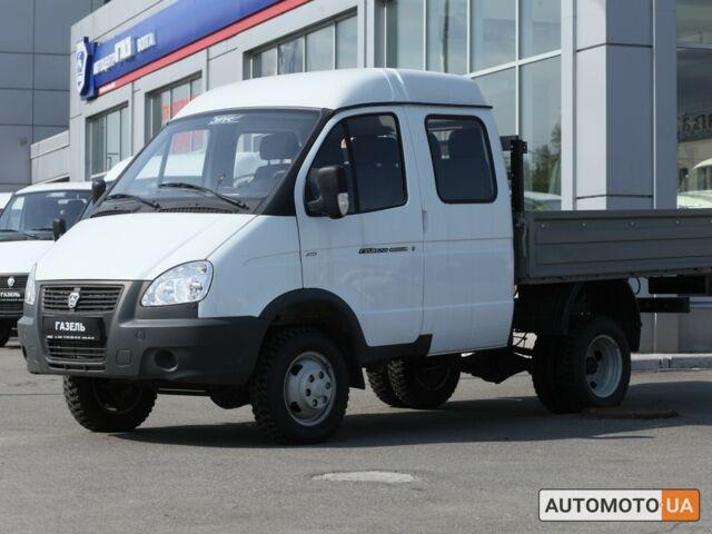 купить новое авто Газель Борт 2020 года от официального дилера АИС Киев Днепровский Газель фото