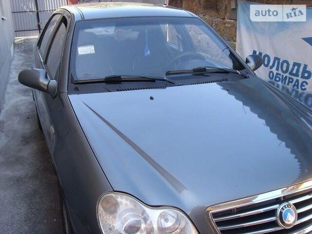 Сірий Джилі ЦК-2, об'ємом двигуна 1.5 л та пробігом 129 тис. км за 3300 $, фото 1 на Automoto.ua