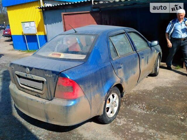 Синій Джилі ЦК-2, об'ємом двигуна 1.5 л та пробігом 109 тис. км за 1000 $, фото 1 на Automoto.ua