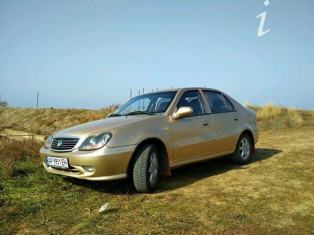 Оранжевый Джили ЦК, объемом двигателя 1.5 л и пробегом 77 тыс. км за 3500 $, фото 1 на Automoto.ua