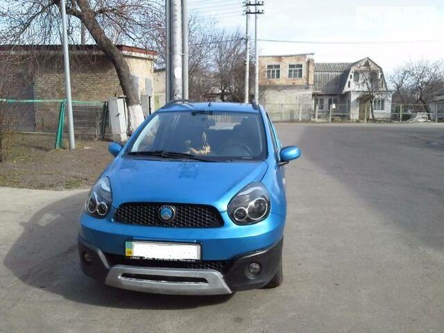 Синий Джили ГЦ2, объемом двигателя 1.3 л и пробегом 108 тыс. км за 4399 $, фото 1 на Automoto.ua