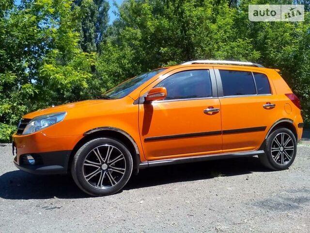 Апельсин Джилі МК Крос, об'ємом двигуна 1.5 л та пробігом 30 тис. км за 5850 $, фото 1 на Automoto.ua