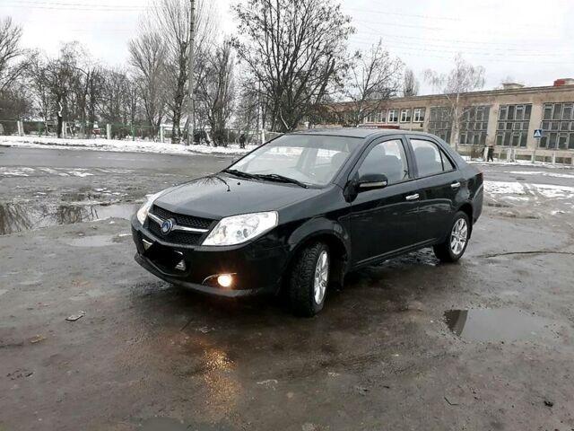 Черный Джили МК, объемом двигателя 1.6 л и пробегом 79 тыс. км за 4300 $, фото 1 на Automoto.ua