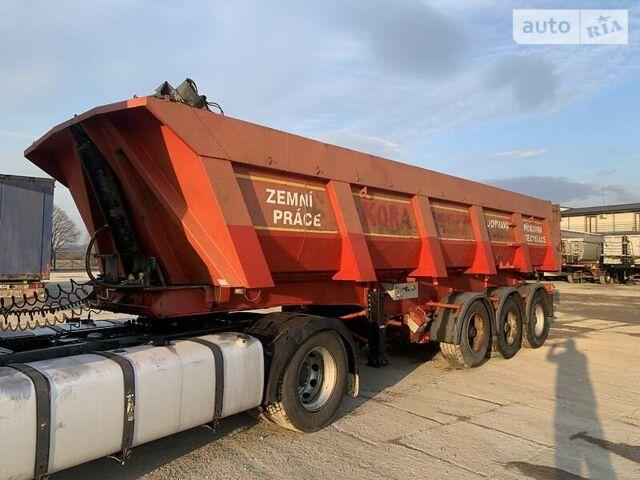 Красный Дженерал Трейлерс Trailers, объемом двигателя 0 л и пробегом 1 тыс. км за 12000 $, фото 1 на Automoto.ua