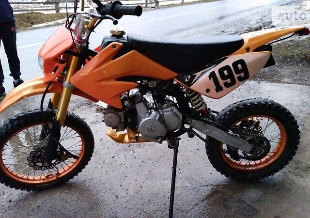 Оранжевый Геон КС-Піт, об'ємом двигуна 0 л та пробігом 1 тис. км за 600 $, фото 1 на Automoto.ua