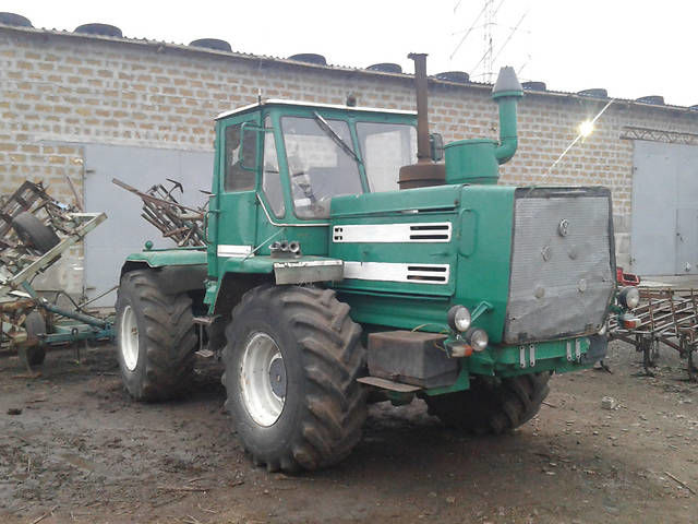 ХТЗ Т-150, об'ємом двигуна 0 л та пробігом 1 тис. км за 8000 $, фото 1 на Automoto.ua