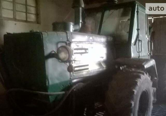 Зелений ХТЗ Т-150, об'ємом двигуна 9.15 л та пробігом 1 тис. км за 6500 $, фото 1 на Automoto.ua