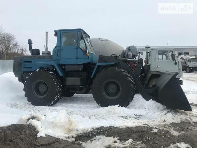 Синий ХТЗ Т-156, объемом двигателя 0 л и пробегом 1 тыс. км за 14900 $, фото 1 на Automoto.ua