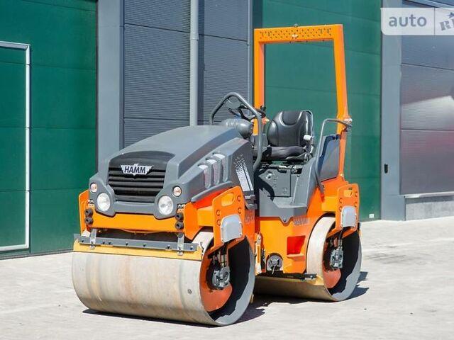 Хамм ХД 12, об'ємом двигуна 1.9 л та пробігом 1 тис. км за 18500 $, фото 1 на Automoto.ua
