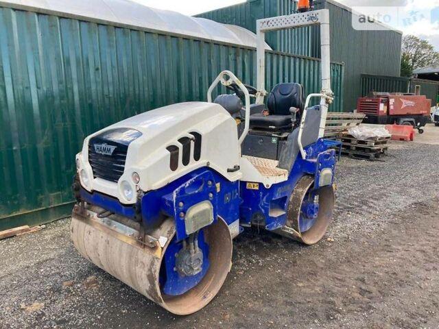 Синий Хамм ХД 12, объемом двигателя 0 л и пробегом 1 тыс. км за 27536 $, фото 1 на Automoto.ua