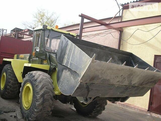Зеленый Ханомаг Д, объемом двигателя 8 л и пробегом 1 тыс. км за 30500 $, фото 1 на Automoto.ua
