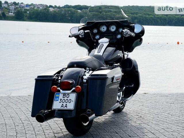 Чорний Харлей-Девідсон Стріт Глідє, об'ємом двигуна 1.6 л та пробігом 21 тис. км за 12999 $, фото 1 на Automoto.ua