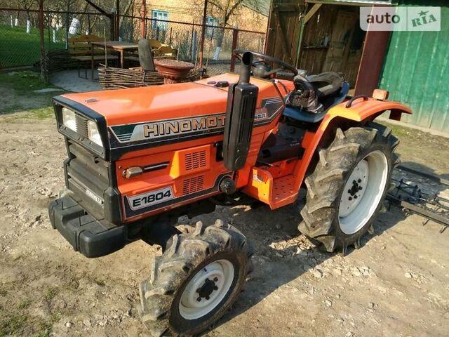 Апельсин Хіномото Є184, об'ємом двигуна 0 л та пробігом 800 тис. км за 4600 $, фото 1 на Automoto.ua