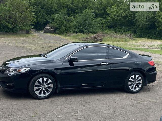 Черный Хонда Аккорд, объемом двигателя 2.4 л и пробегом 125 тыс. км за 13200 $, фото 1 на Automoto.ua