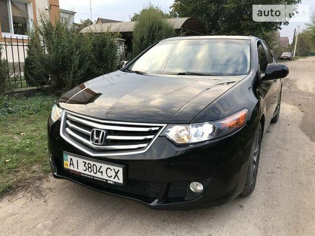 Черный Хонда Аккорд, объемом двигателя 2 л и пробегом 260 тыс. км за 8800 $, фото 1 на Automoto.ua