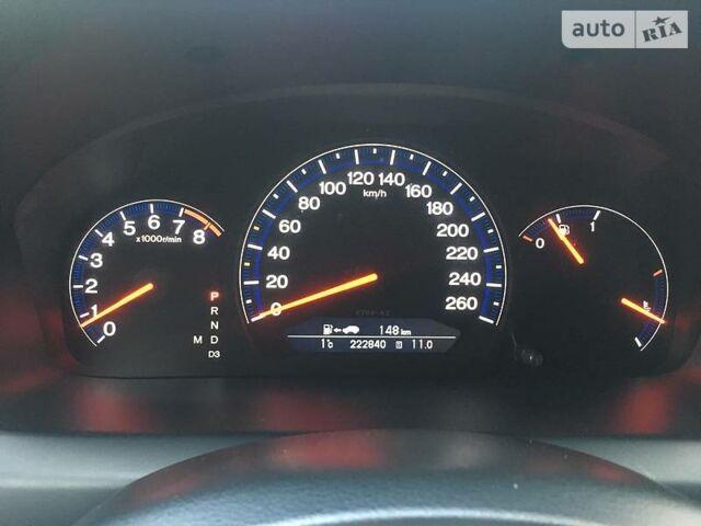 Коричневый Хонда Аккорд, объемом двигателя 2.4 л и пробегом 222 тыс. км за 9500 $, фото 1 на Automoto.ua