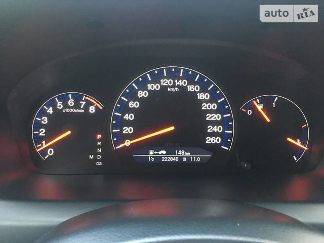 Коричневий Хонда Аккорд, об'ємом двигуна 2.4 л та пробігом 222 тис. км за 9500 $, фото 1 на Automoto.ua