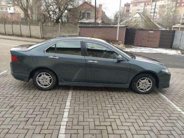 Серый Хонда Аккорд, объемом двигателя 2 л и пробегом 187 тыс. км за 5300 $, фото 1 на Automoto.ua
