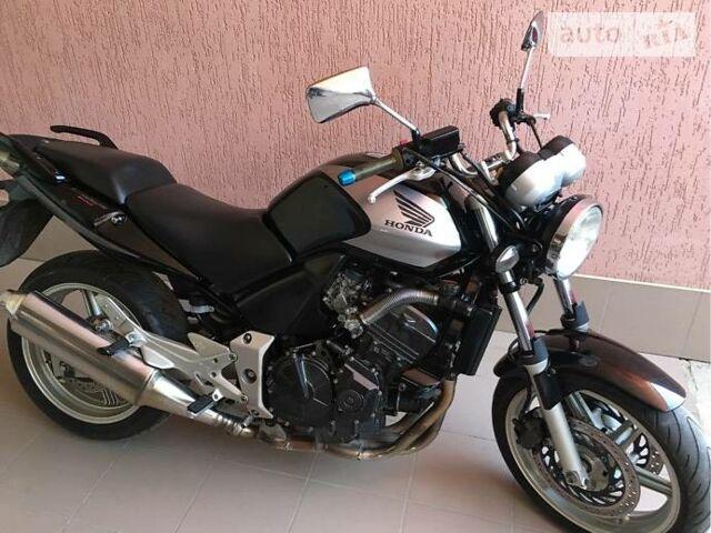 Черный Хонда ЦБФ, объемом двигателя 6 л и пробегом 34 тыс. км за 3600 $, фото 1 на Automoto.ua